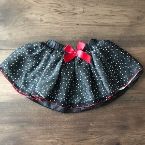 Disney toddler girl 3T skirt with elastic waist